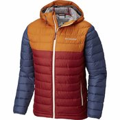 Columbia Lahka moška jakna Powder lite jacket Rdeča