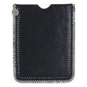 Stella McCartney-Falabella tablet pouch-women-Black