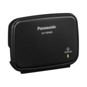 Panasonic KX-TGP600 IP phone Black Wireless handset LCD 8 lines Wi-Fi