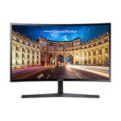 "Samsung, monitor Samsung C24F396FHU ""Curve"" (LC24F396FHUXEN),"