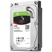SEAGATE NAS HDD trdi disk IronWolf 4TB (ST4000VN008)