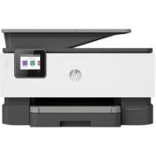 HP štampač OfficeJet Pro 9010 All-in-One - 3UK83B  Inkjet, Kolor, A4, Bela/Crna