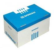 Donau arhivska kutija 522 x 351 x 305mm, plava