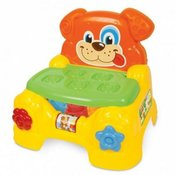 Soft Building Blocks Clementoni Clemmy Baby Chair CL 17114