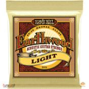 Ernie Ball P02153 Eartwood Phosphor Bronze žice za akusticnu gitaru