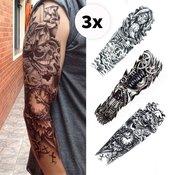 Ultimativni set 3 Tatujev Ink-Rider