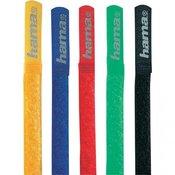 Hama Cicak trake za povezivanje kabela Hama, 215 mm, u boji