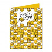 LEGO fascikla: Express yourself