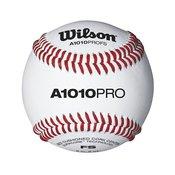 Wilson A1010PRO Flat Seam Baseball lopta