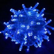 Novoletne lučke modre-10m