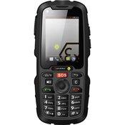 i.safe MOBILE Ex zone: 2/22 i.safe MOBILE IS310.2 zaštićeni mobilni telefon za eksplozivne zone 6.1 cm (2.4 cole) IP68, vodootporan, nepropust