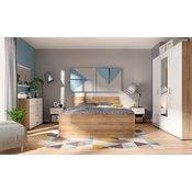 Komplet spalnica LUNA-160x200-Ne-Ne