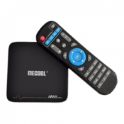 GEMBIRD GMB-M8S-PRO+ Android TV Box