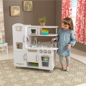 Djecja kuhinja Vintage Play Kitchen - White