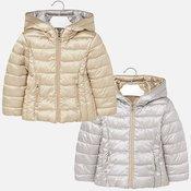 Obojestranska puhasta jakna za punce - Mayoral
