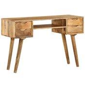 Pisaći stol od masivnog drva manga 115 x 47 x 76 cm