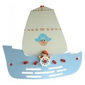 ELOBRA zidna svjetiljka PIRATENSCHIFF 125809