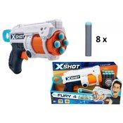 Bug Attack x-shot excel pištolj fury 4 660061