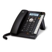 Alcatel Temporis IP301G IP phone Black Wired handset LED 8 lines