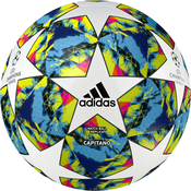 adidas FINALE 19 CPT, lopta za fudbal, multikolor