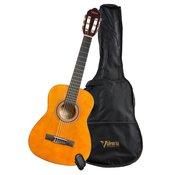 Klasicna gitara za pocetnike Valencia VC101K 1/4 paket