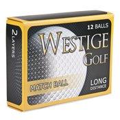 Golf Balls Pack 12pcs