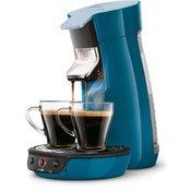 SENSEO® SENSEO® Viva Café HD6563/70 Aparat za kavu na jastucice Plava boja Podesiva visina cijevi za kavu