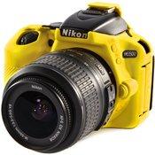 EasyCover camera case for Nikon D5500 / D5600 yellow