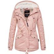 MARIKOO ženska zimska jakna MANOLYA, roza