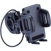 Herbert Richter Držalo za telefon Mini Phone Gripper 6 + sistem za pritrditev na kolo/motor Bike Mount 6.5