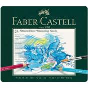 FABER CASTELL akvarel bojice Albert Direr set od 24 boja - 117524  Akvarel bojice, 24 boje