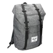 Herschel Retreat nahrbtnik raven crosshatch/black ru Gr. Uni