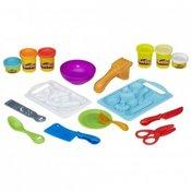 Plastelin Hasbro Play-Doh Kitchen Creations Shape n Slice B9012