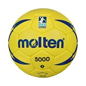 Rukometna lopta MOLTEN H2X5001, sinteticka koža, vel.2, IHF službena lopta, plava