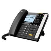 Alcatel Temporis IP701G IP phone Black Wired handset LCD