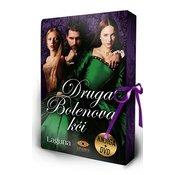 LAGUNA druga Bolenova Kci (Knjiga + DVD), Filipa Gregori