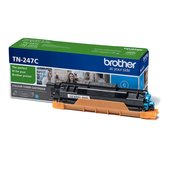 TN247C - Brother Toner, Cyan, 2300 pages