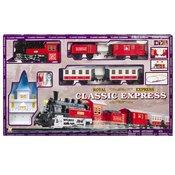 Goldlok voz na baterije Royal Express sa 4 vagona 9682