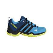 Adidas TERREX AX2R K, decije cipele za planinarenje, plava