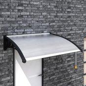 vidaXL Nadstrešnica za Ulazna Vrata 150x100 cm