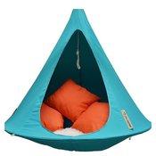 Viseči šotor CACOON Turquoise