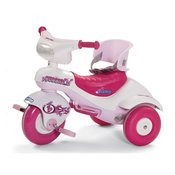 PEG PEREGO PEG tricikl CUCCIOLO PINK IGPD0622