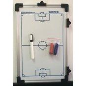 Sportzon trenerska tabla za fudbal 60x45 VMTB-S6045