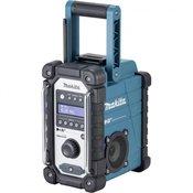 MAKITA DAB+ radio DMR110, črn-zelen