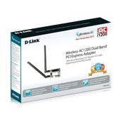 D-LINK DWA-582 Wireless AC1200 PCI Express karta