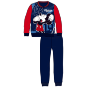Disney by Arnetta fantovska pižama Mickey Mouse, 116, modra