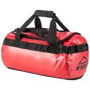 McKinley DUFFY BASIC S, torba za putovanje, crvena