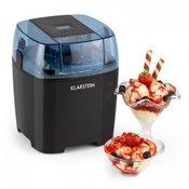 KLARSTEIN naprava za pripravo sladoleda in zmrznjenega jogurta Creamberry (1,5l), črna