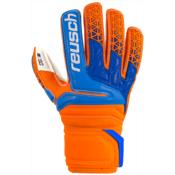 Reusch PRISMA SG FINGER, djecje nogometne rukavice, narancasta
