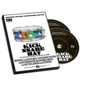 DVD Kick Snare Hat Drum Workshop